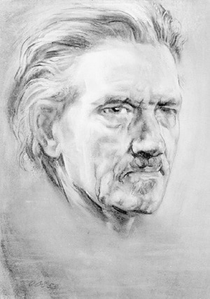 austin osman spare drawing