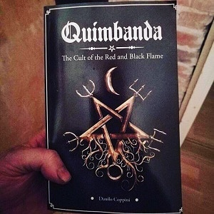 quimbanda book cover