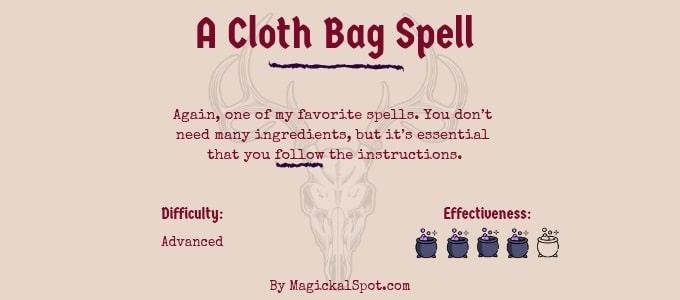 A Cloth Bag Spell