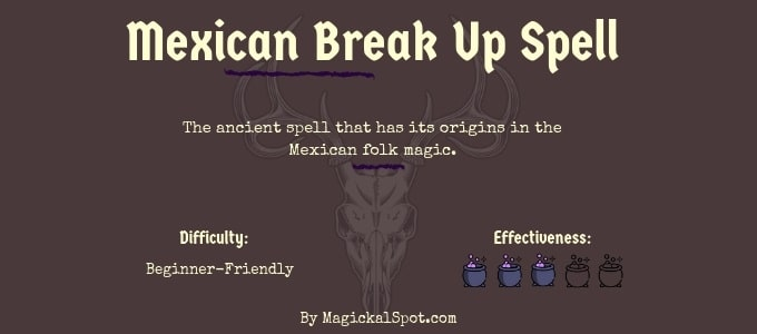mexican break up spell by Magickal Spot