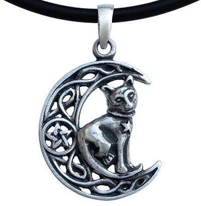cat amulet for protection