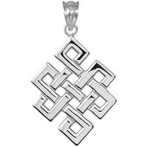 endless knot neklace