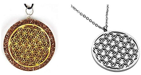 the flower of life neklace