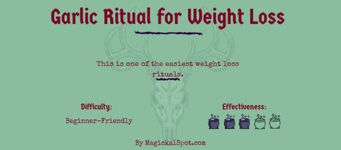 Garlic Ritual for Weight Loss