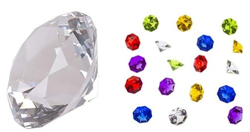 diamond gemstones amulet