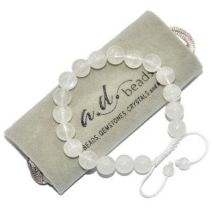 moonstone bracelet amulet