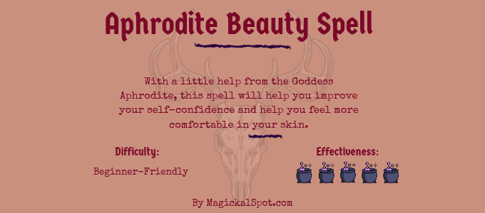 Aphrodite Beauty Spell
