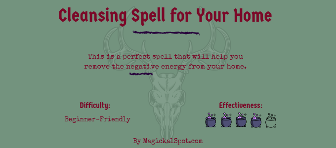 Cleansing Spell for Your Home