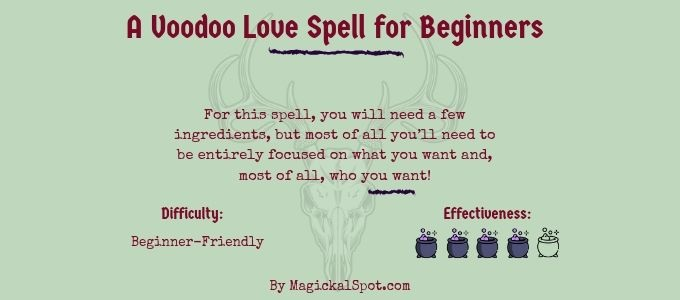 A Voodoo Love Spell for Beginners