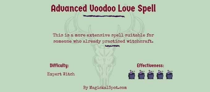 Advanced Voodoo Love Spell