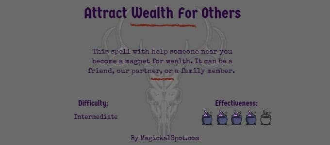 Attract Wealth For Others