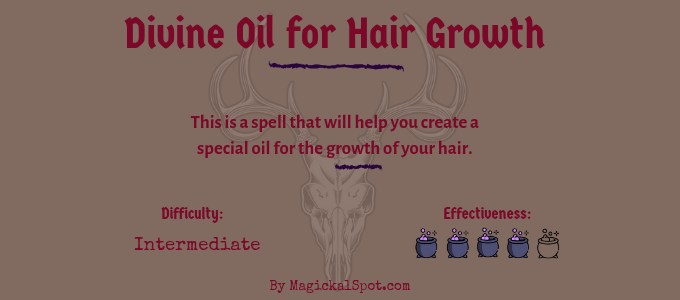 Divine Oil for Hair Growth
