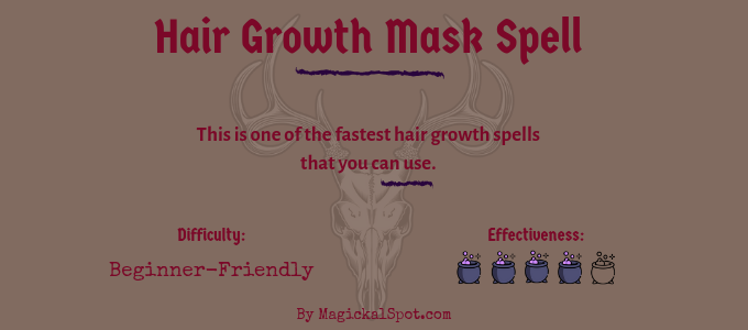 Hair Growth Mask Spell