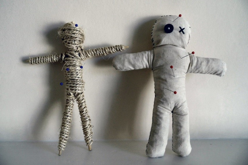 my voodoo dolls