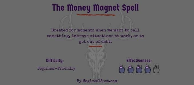6 Safe Black Magic for Money Spells And Rituals [Attract Wealth]
