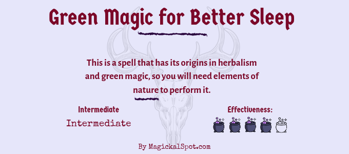 Green Magic for Better Sleep