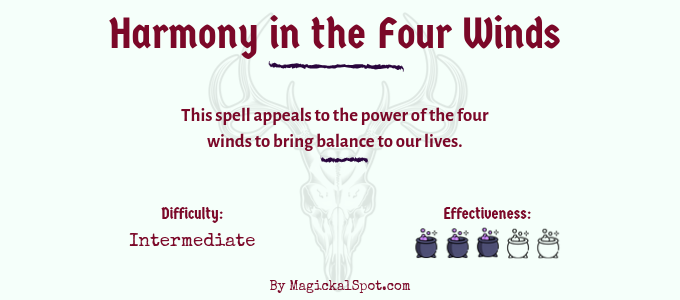 Harmony in the Four Winds
