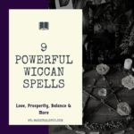 9 Powerful Wiccan Spells featured