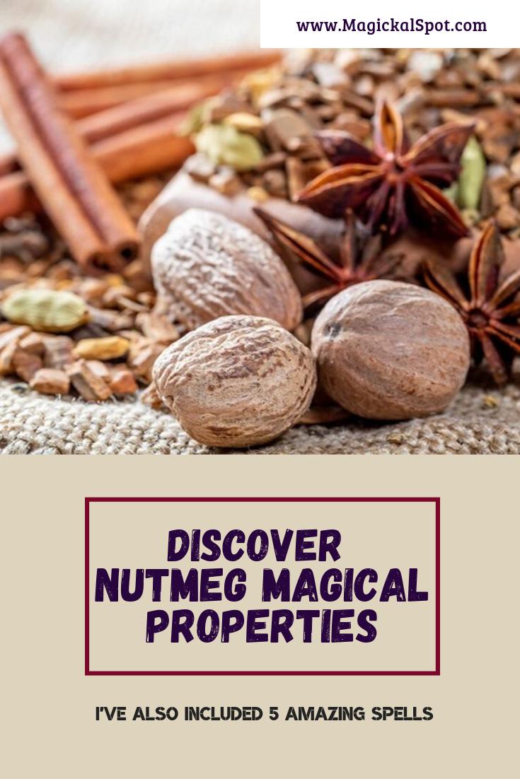 Discover Nutmeg Magical Properties by MagickalSpot