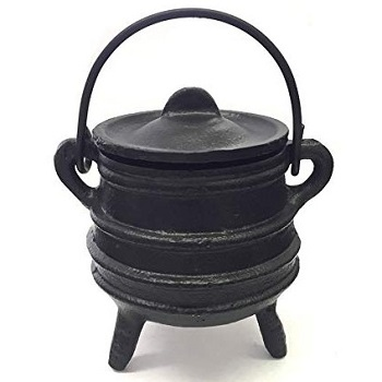 wiccan cauldron