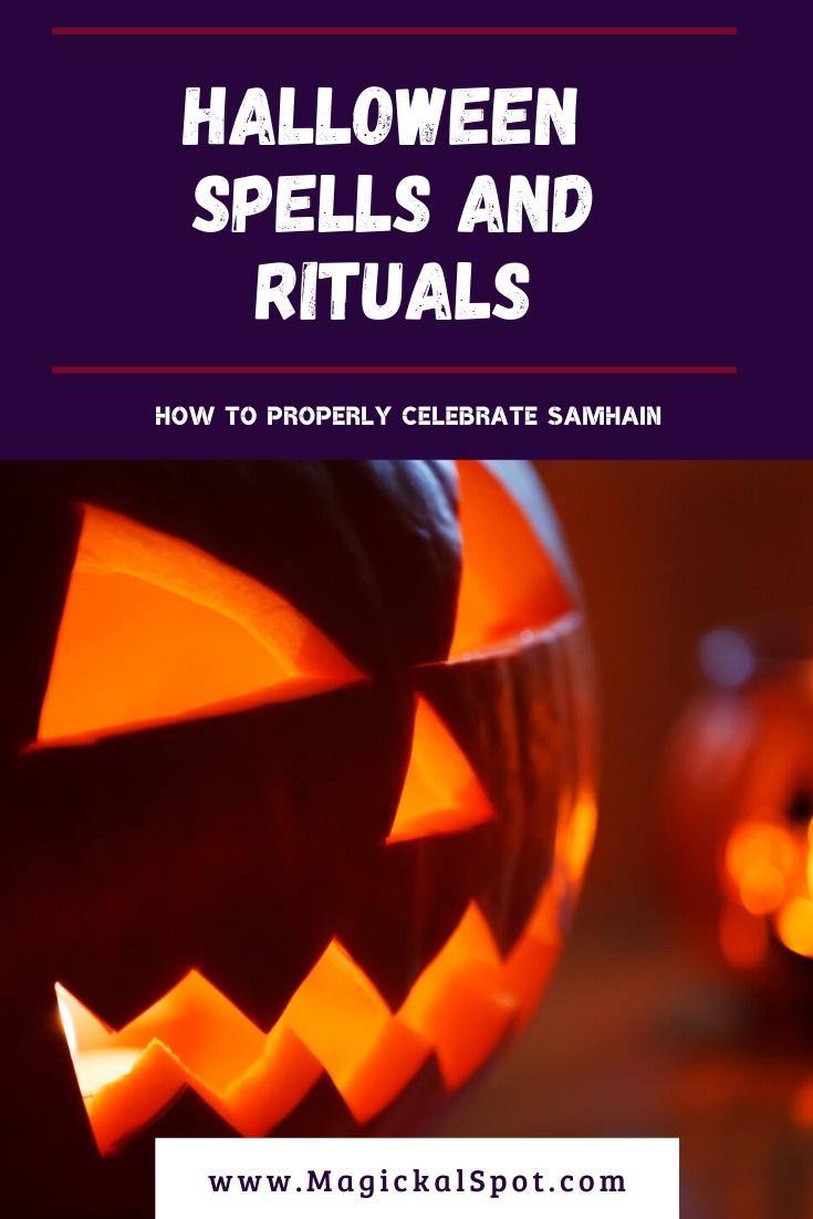 Halloween Spells and Rituals by MagickalSpot