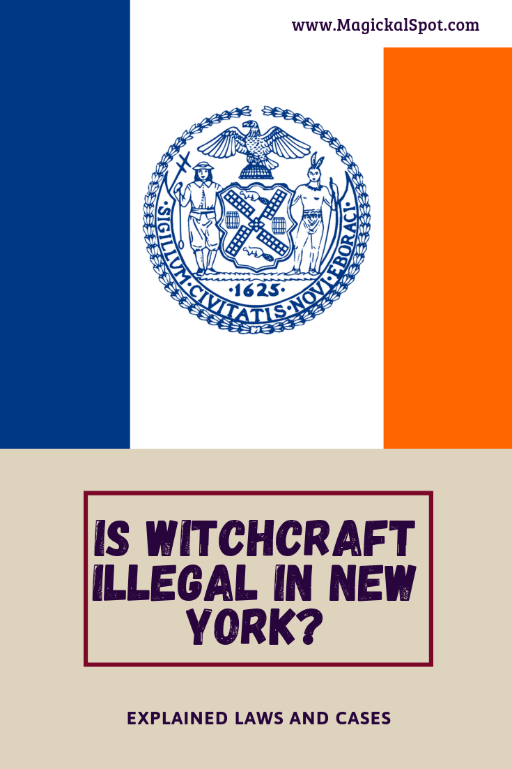 Is Witchcraft Illegal In New York by MagickalSpot