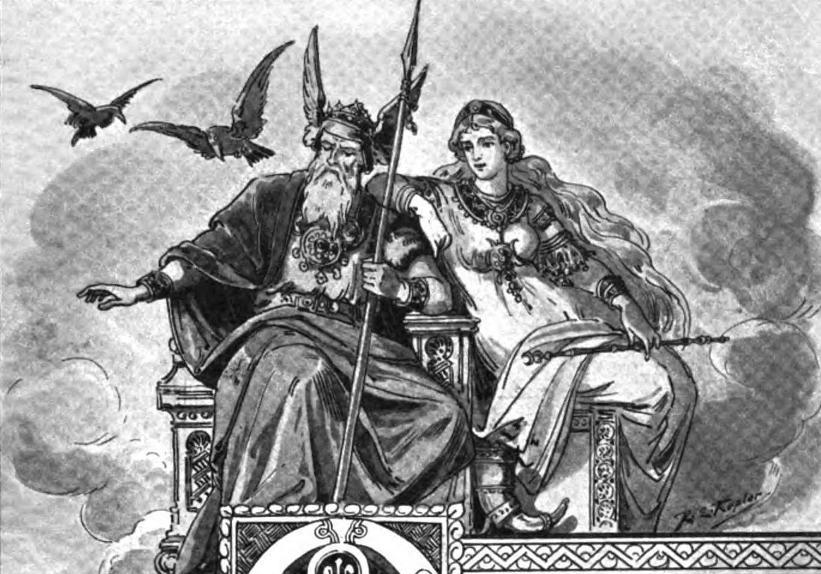 Odin-and-Frigga