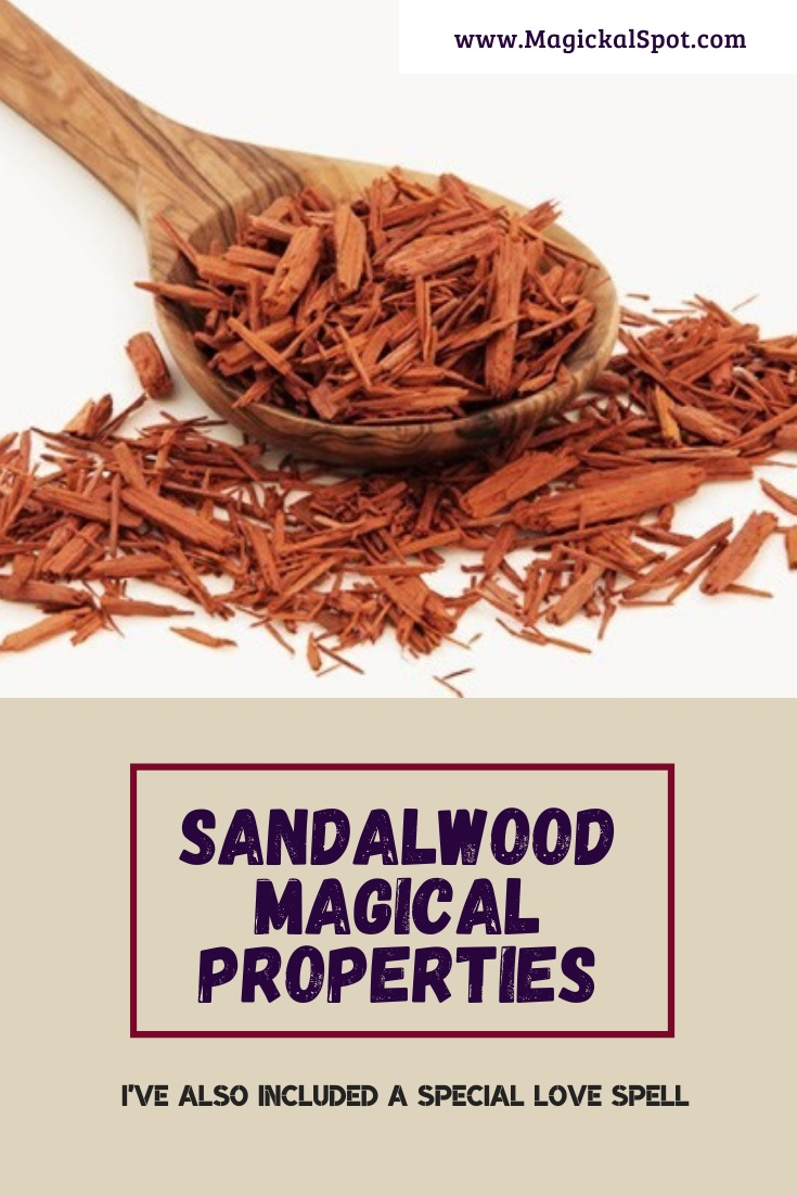 Sandalwood Magical Properties by MagickalSpot