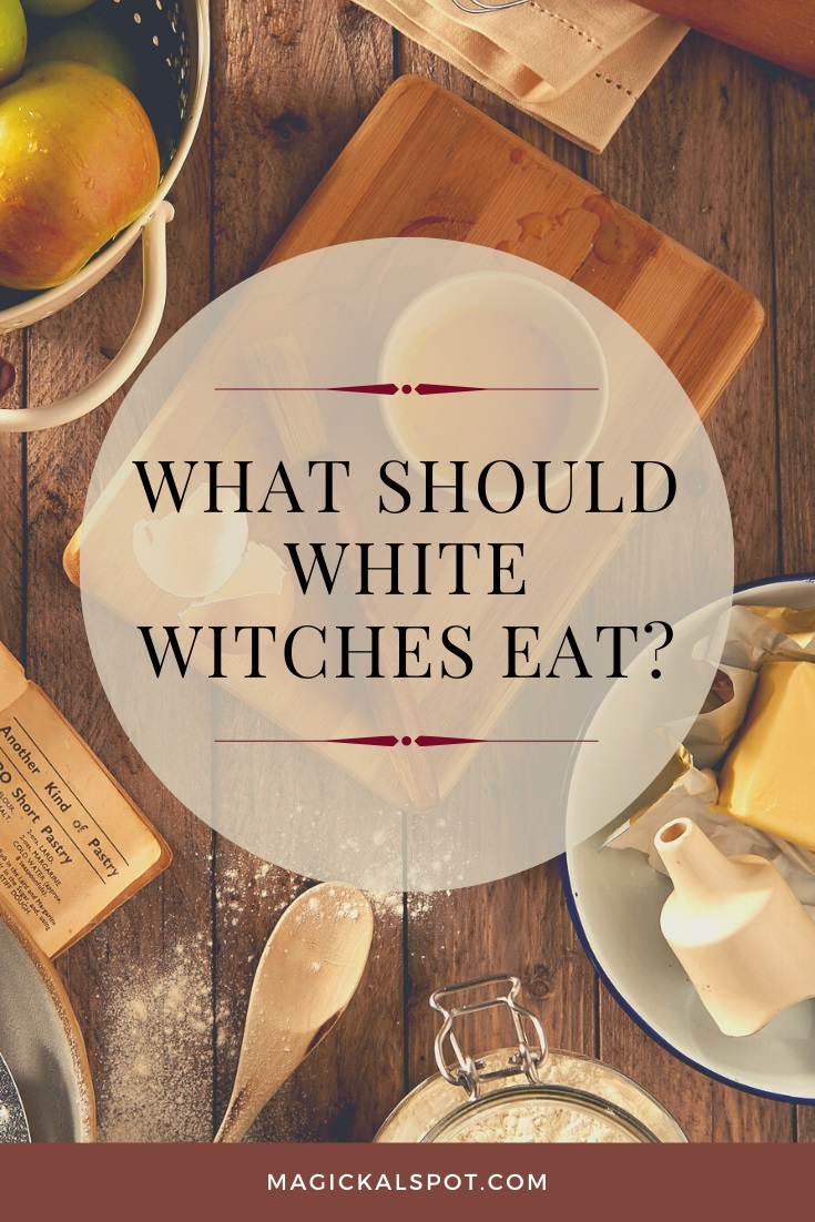 What Should White Witches Eat by MagickalSpot