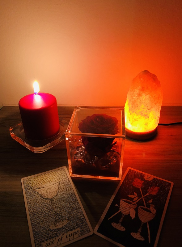 my essentials for love spell casting