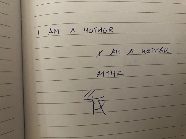 I am a mother sigil