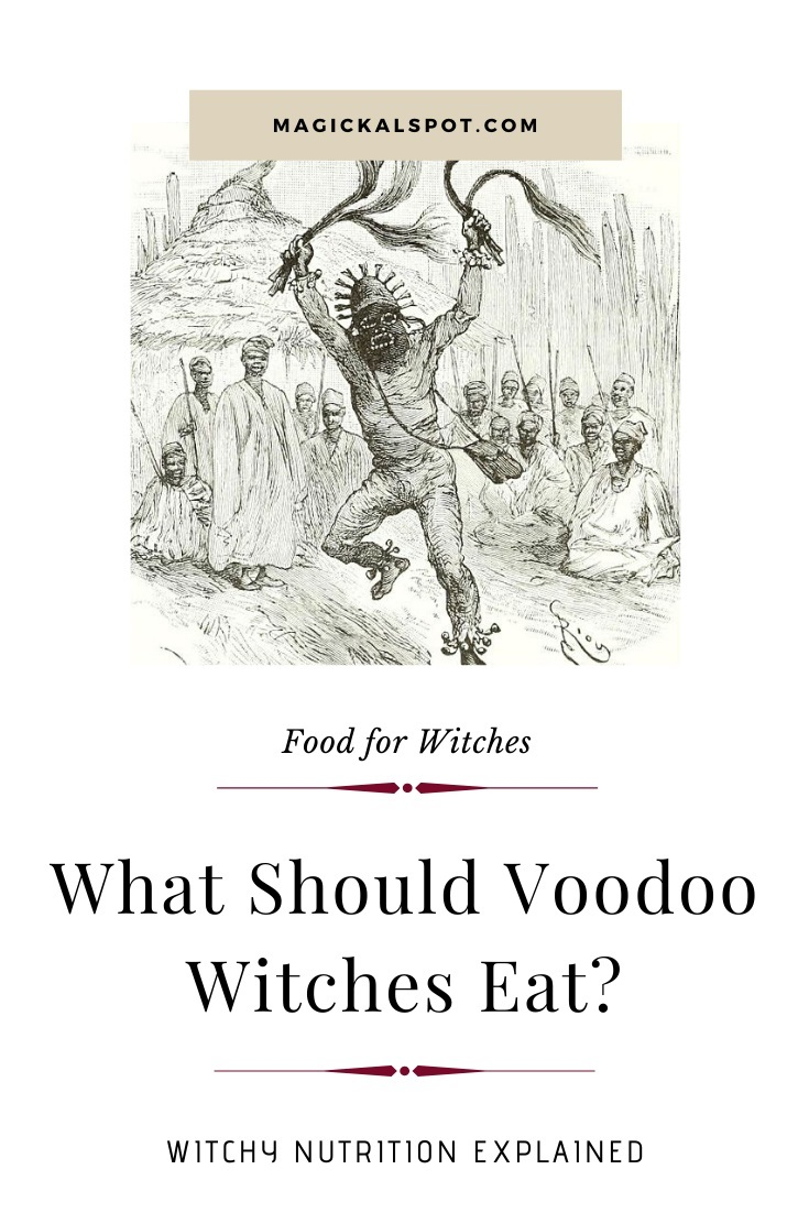 What Should a Voodoo Witch Eat by MagickalSpot