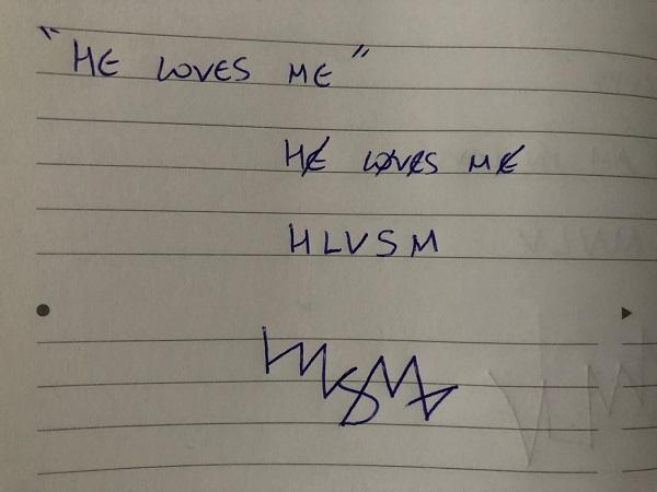 he loves me sigil
