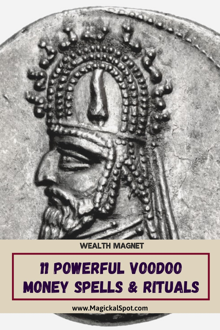 11 Powerful Voodoo Money Spells & Rituals by MagickalSpot