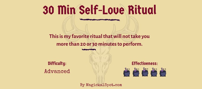 30 Min Self-Love Ritual