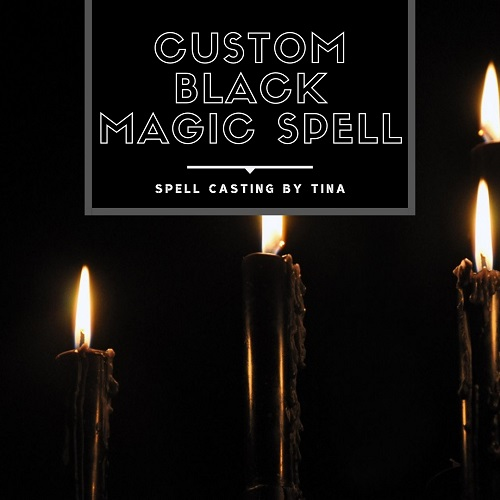 Custom Black Magic Spell casting