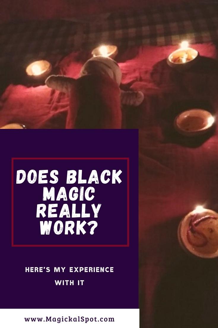Does Black Magic Really Work by MagickalSpot