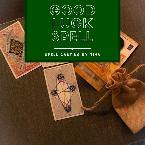 Good Luck Spell casting