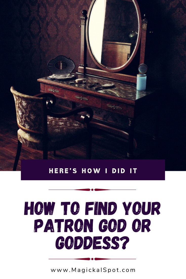 How to Find your Patron God or Goddess by MagickalSpot
