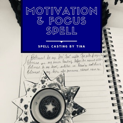 Motivation and Focus Spell casting