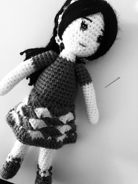 My own voodoo doll