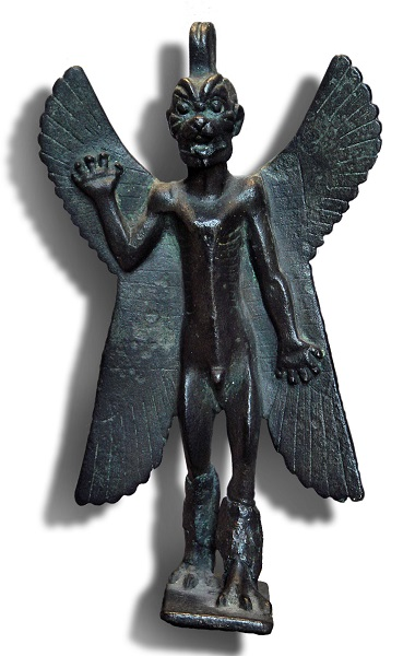 Pazuzu Demon