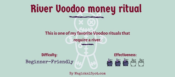 River Voodoo money ritual