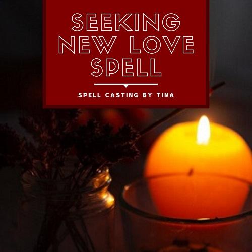 Seeking New Love Spell casting
