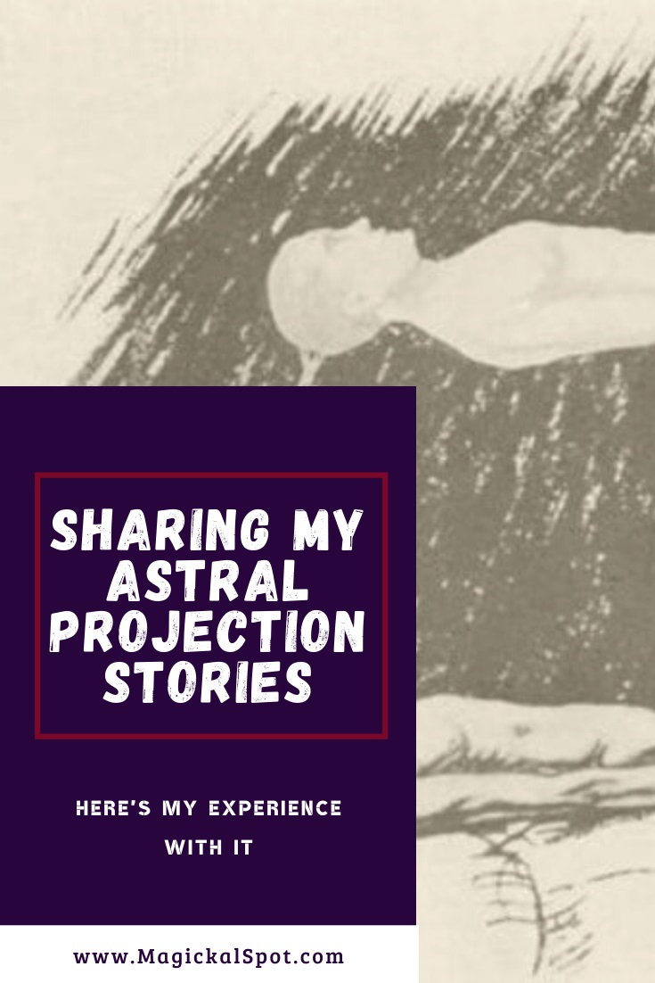 Sharing My Astral Projection Stories by MagickalSpot