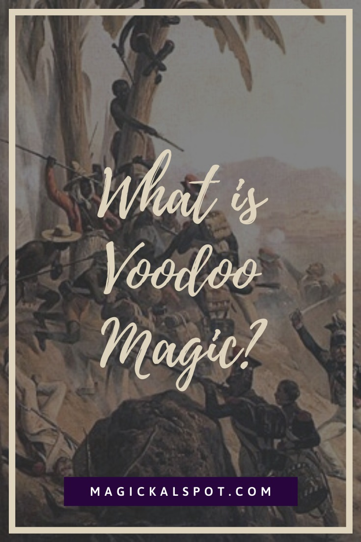 What is Voodoo Magic by MagickalSpot