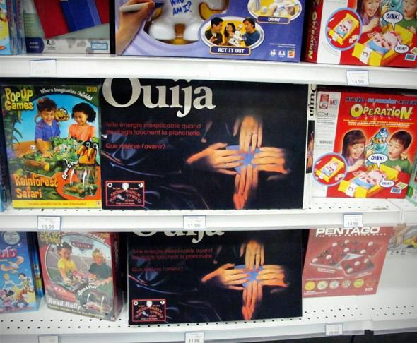 ouija in store