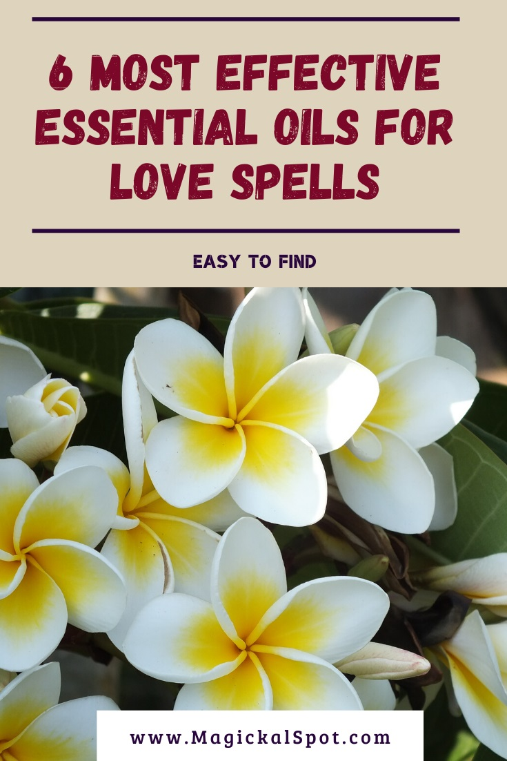 6 Most Effective Essential Oils for Love Spells by MagickalSpot