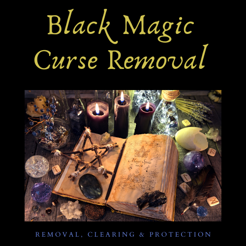black magic curse removal spell