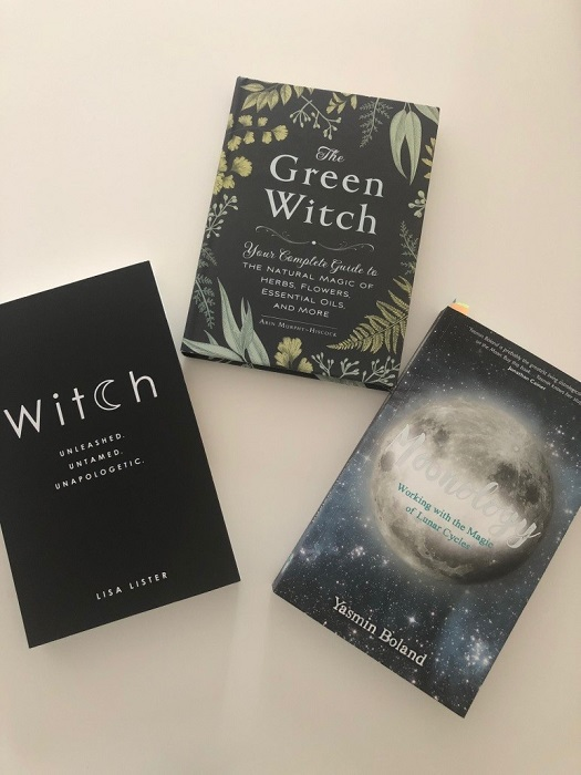 my favorite witchy books